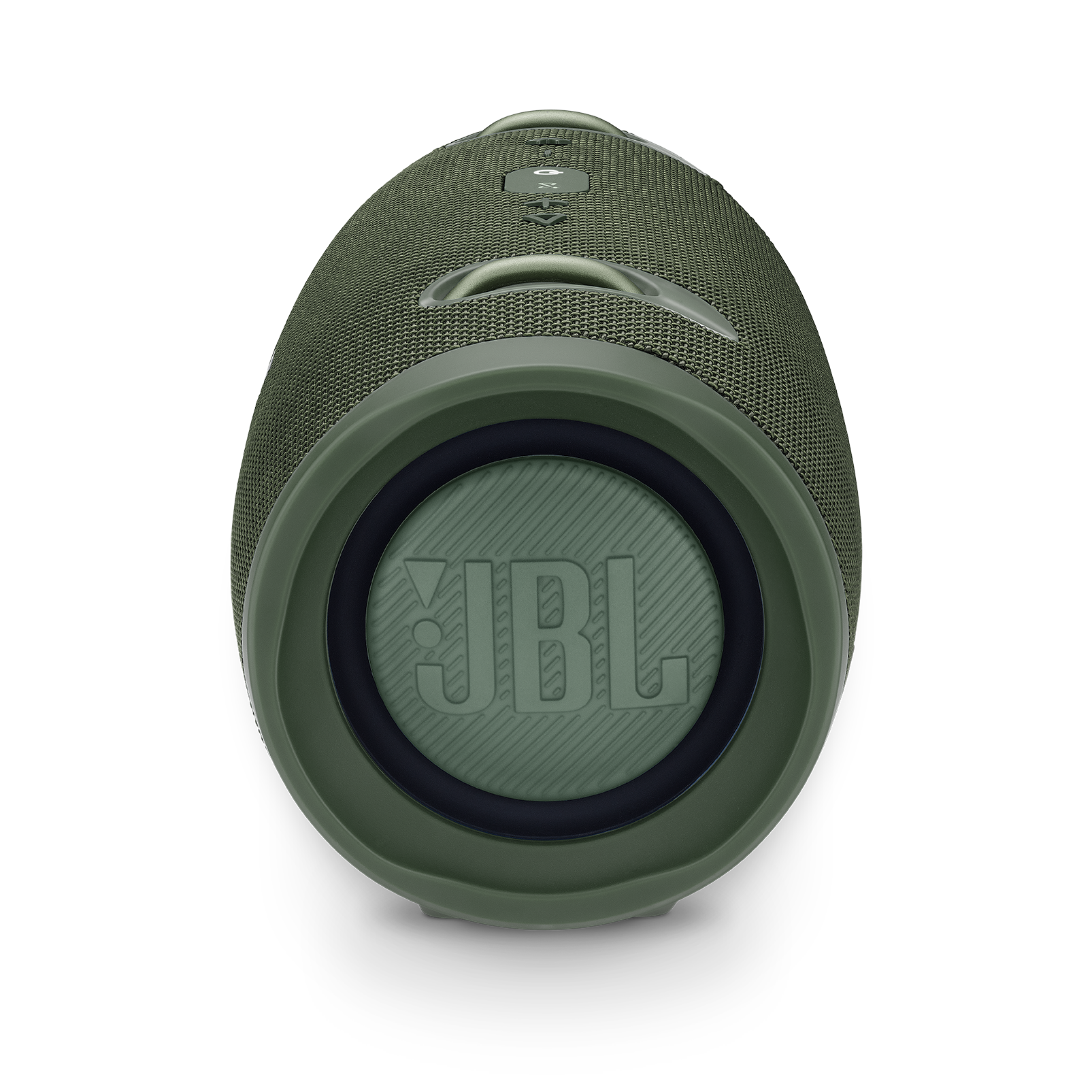 JBL Xtreme 2 - Forest Green - Portable Bluetooth Speaker - Left