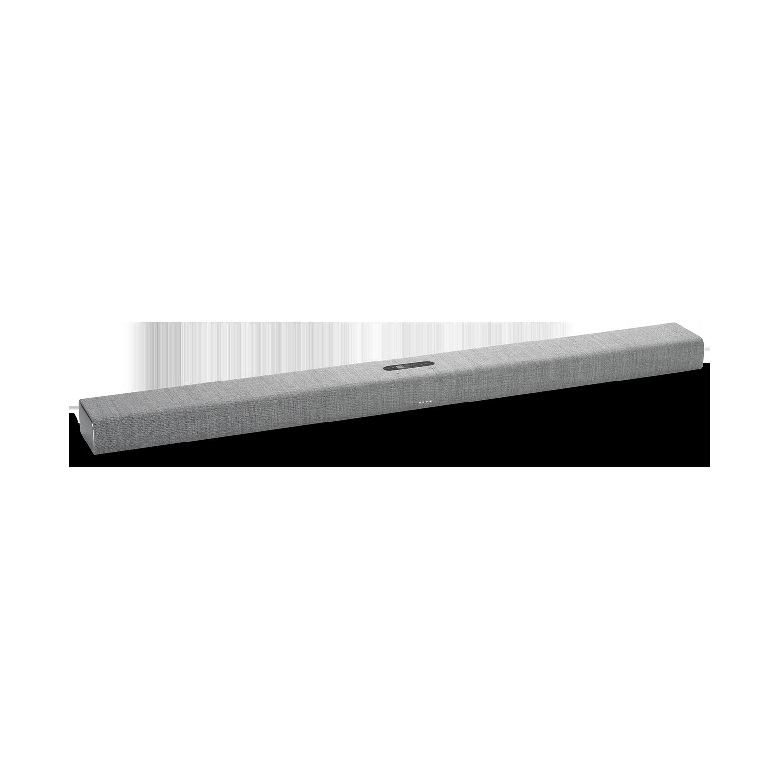 Harman Kardon Citation Bar - Grey - The smartest soundbar for movies and music - Hero