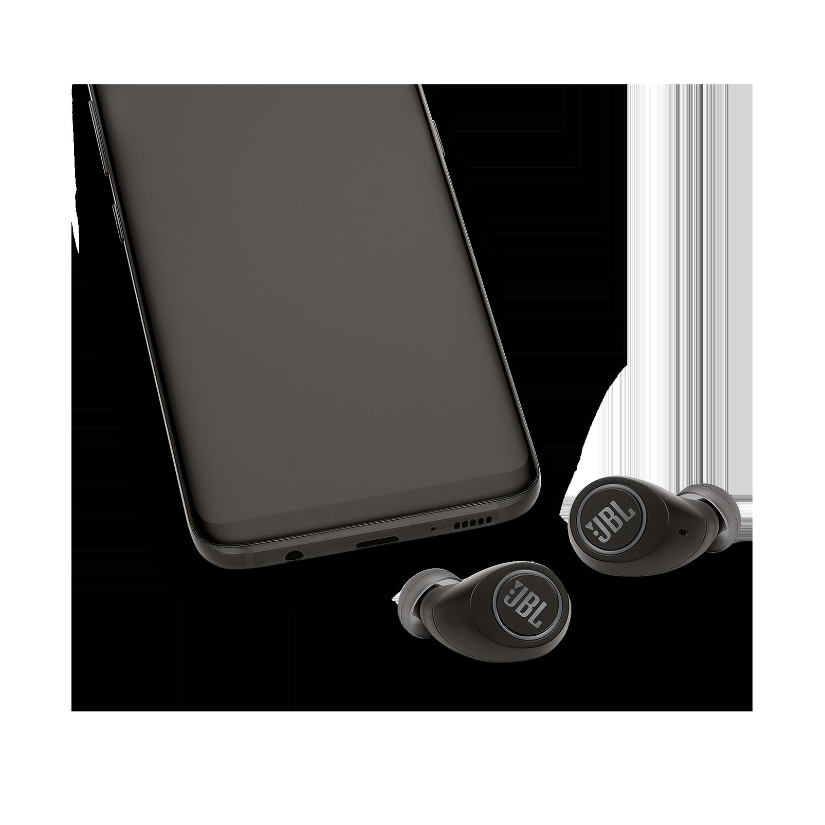 JBL Free X - Black - Truly wireless in-ear headphones - Detailshot 4