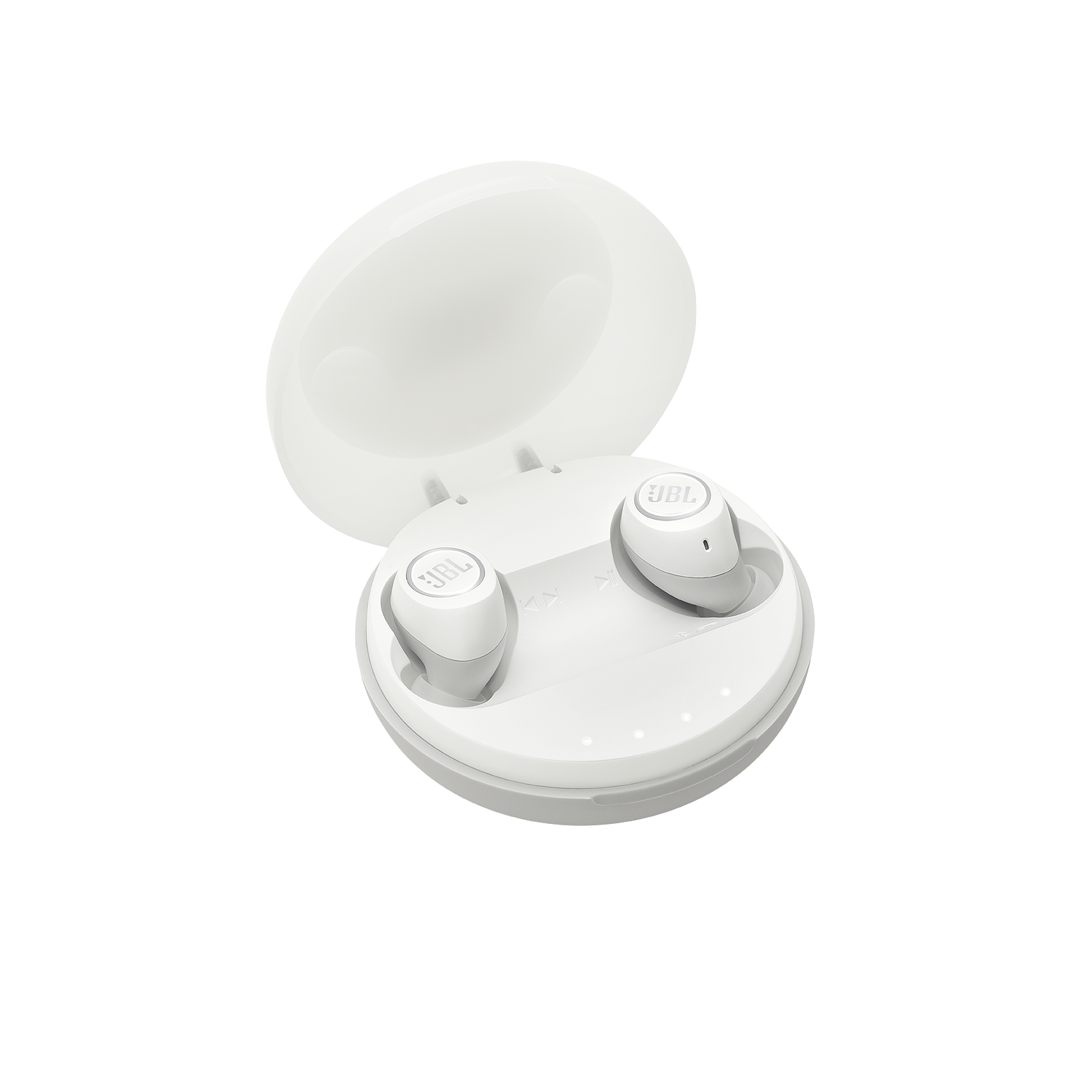 JBL Free X - White - Truly wireless in-ear headphones - Detailshot 1