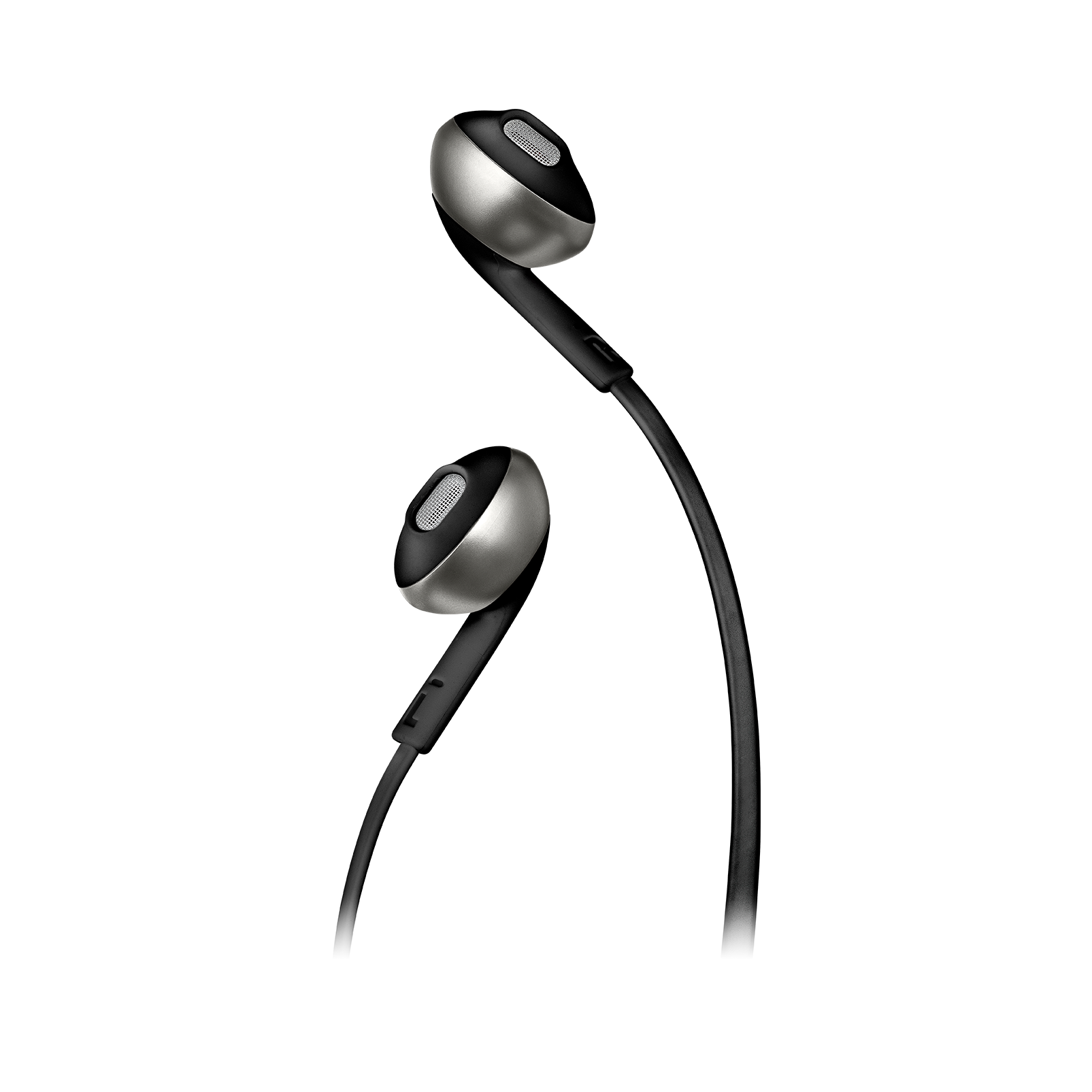 JBL TUNE 205BT - Black - Wireless Earbud headphones - Detailshot 1