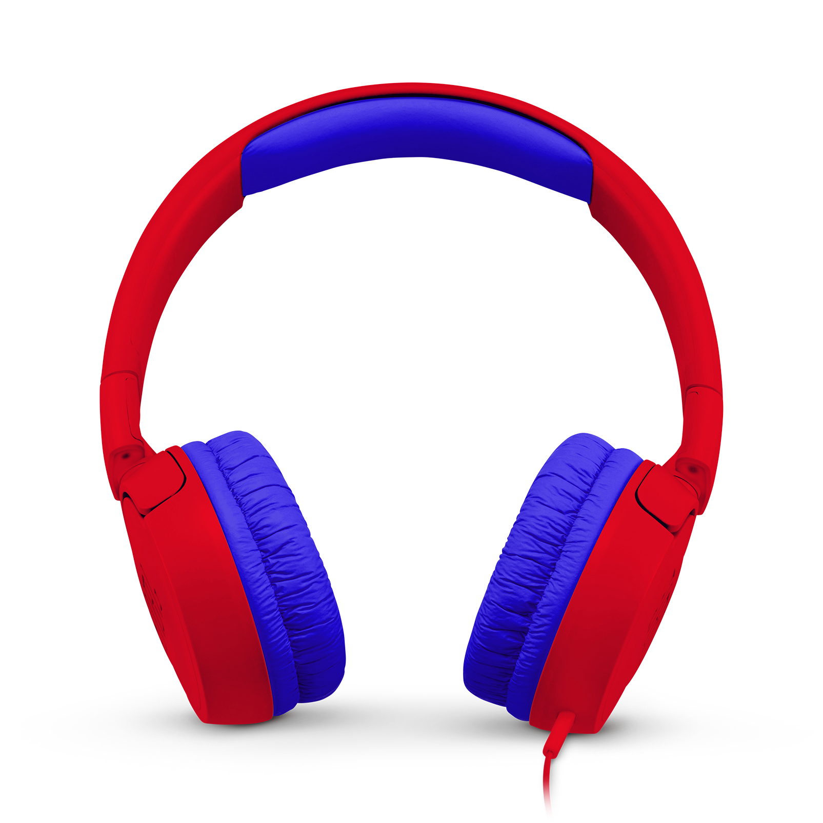 JBL JR300 - Spider Red - Kids on-ear Headphones - Front