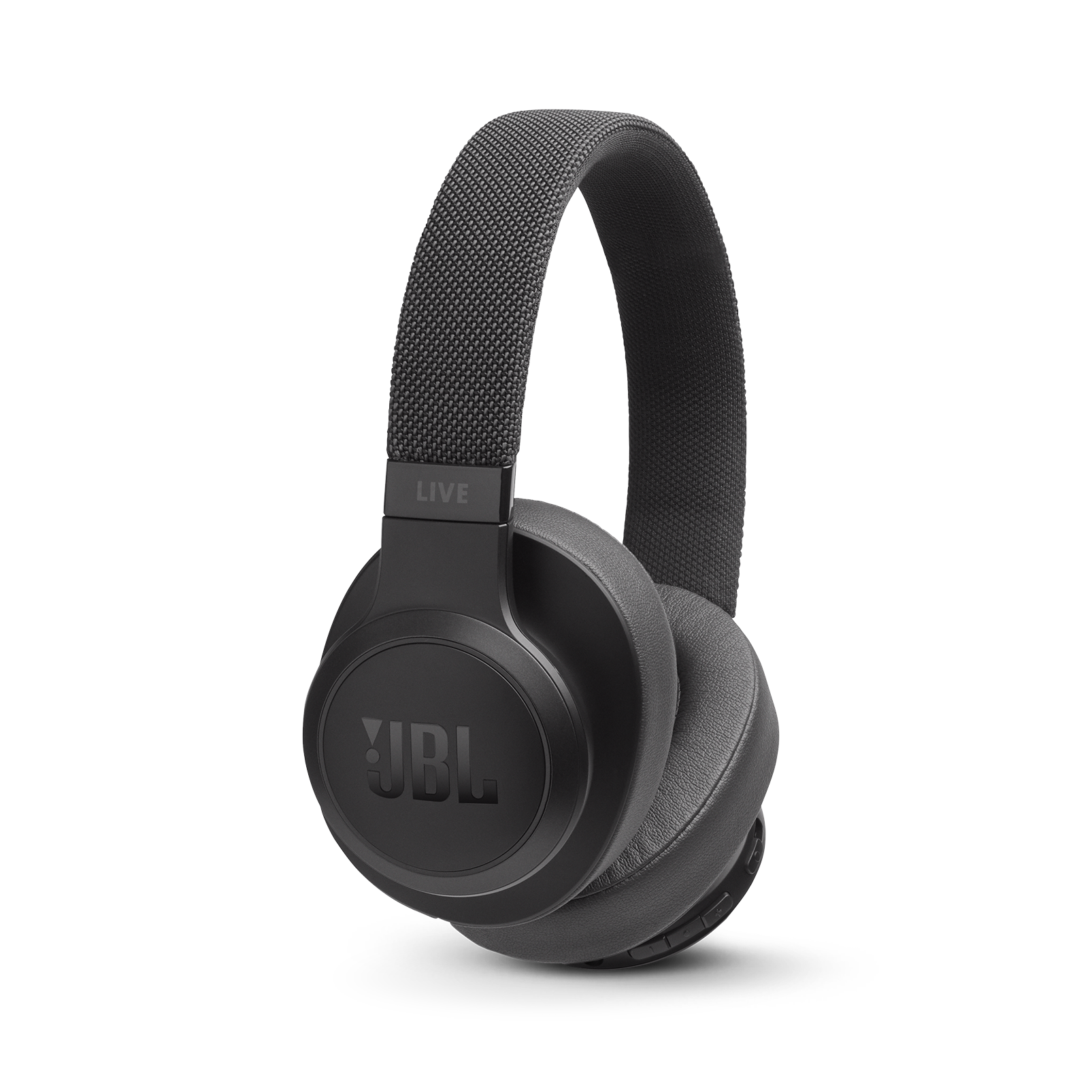 JBL LIVE 500BT - Black - Your Sound, Unplugged - Hero