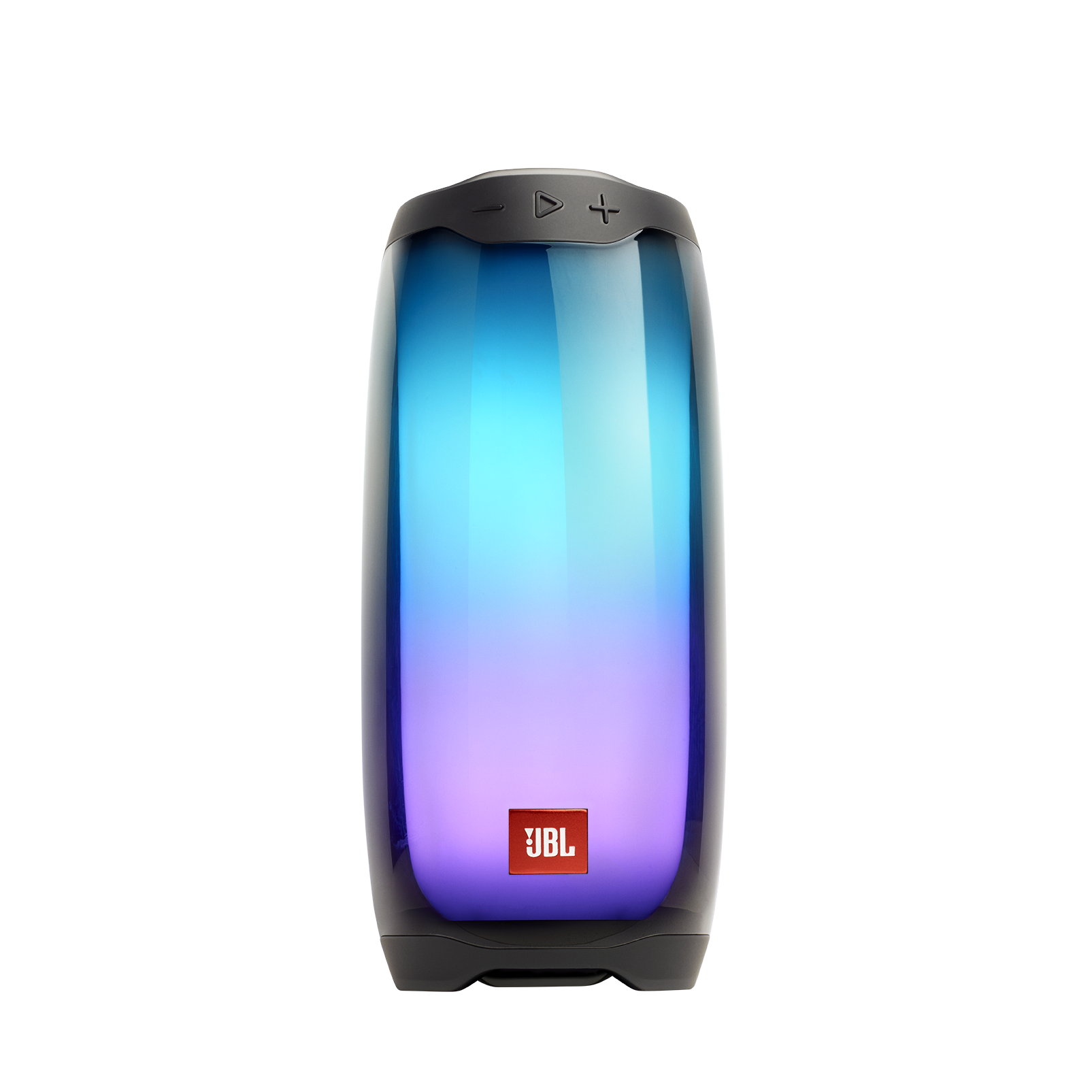JBL Pulse 4 - Black - Portable Bluetooth Speaker - Hero